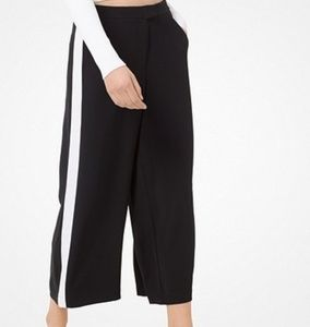 Michael Kors wide legged cropped pants